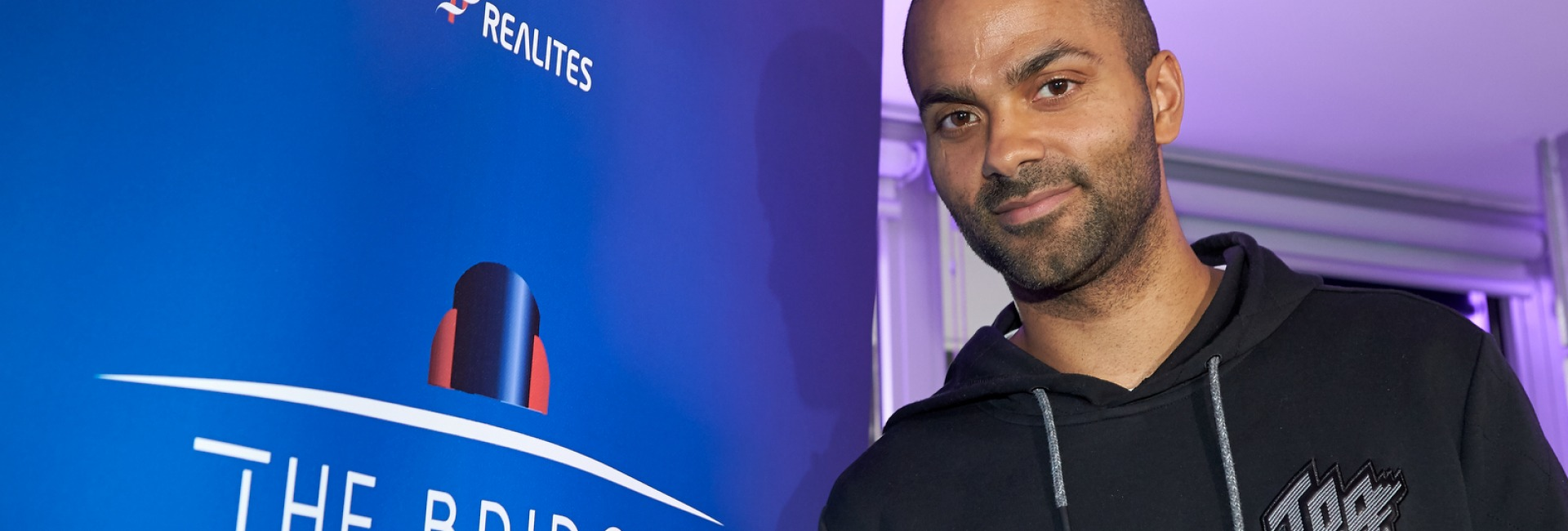 Tony Parker : basketteur, entrepreneur et ambassadeur de THE BRIDGE