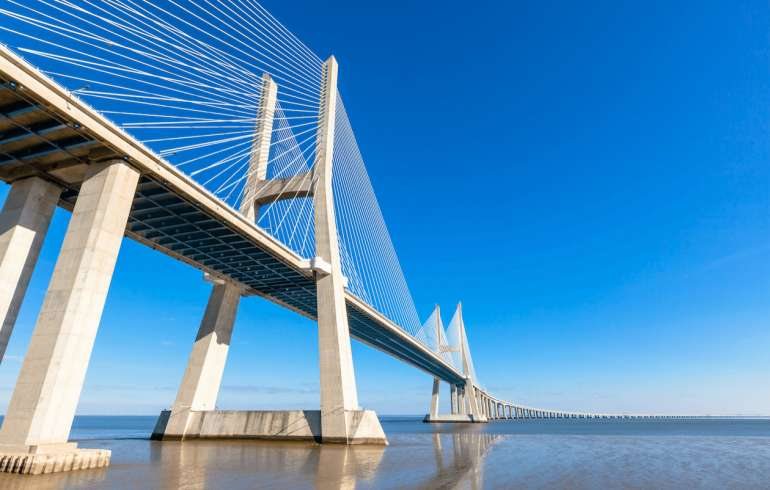 Discover the 5 most beautiful bridges in the world