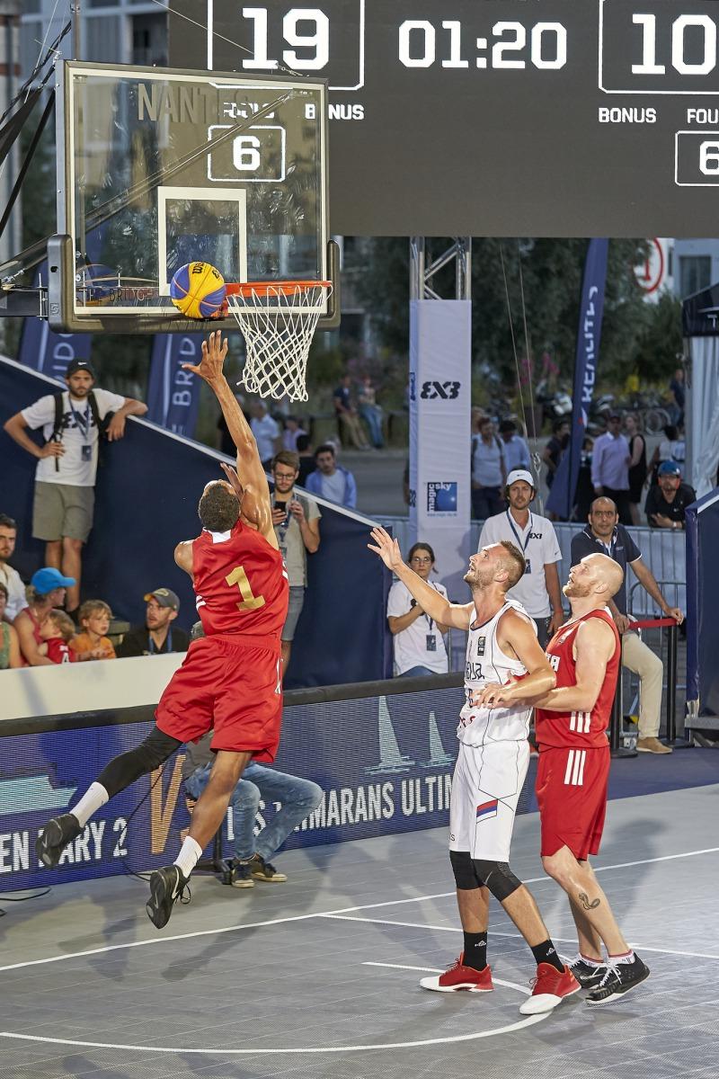 Photos basket coupe du monde fiba 3x3 the bridge 2017 - Coupe du monde de basket ...